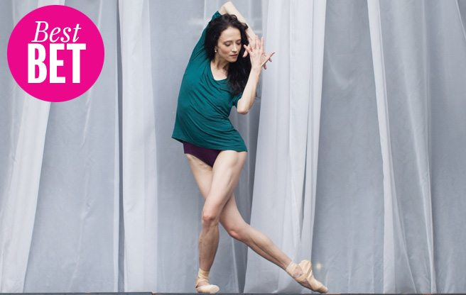 Watch a former Bolshoi dancer stretch her boundaries with the National Ballet