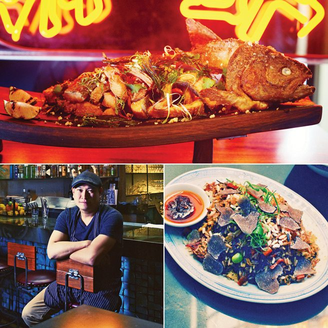 China Syndrome: DaiLo is a sexy, thrumming rendition of Toronto's new wave pan-Asian cuisine