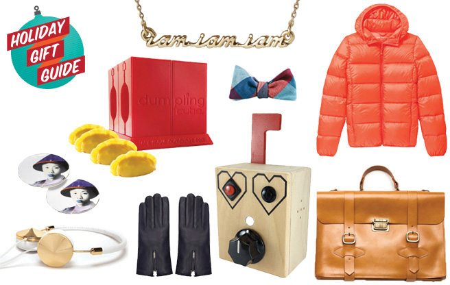 Toronto Holiday Gift Guide 2014: See All Gifts