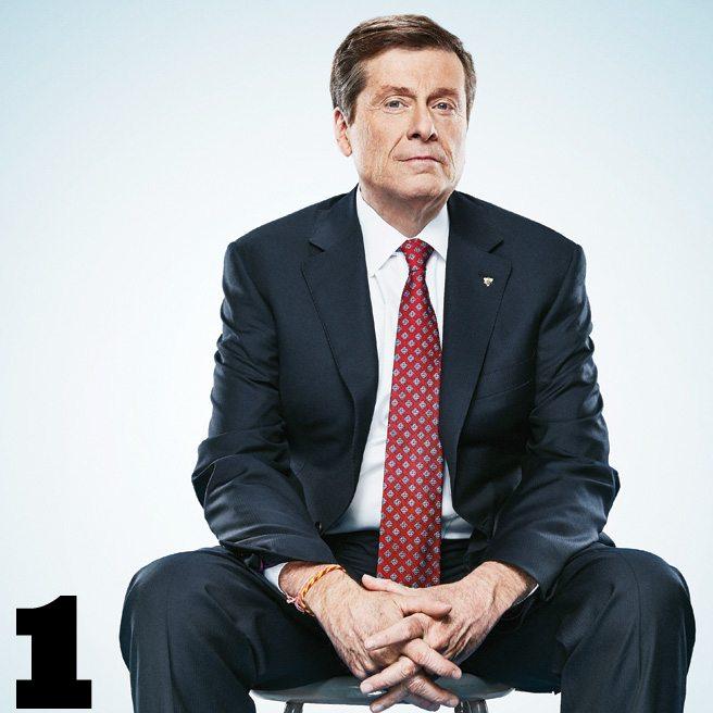Toronto's 50 Most Influential: John Tory