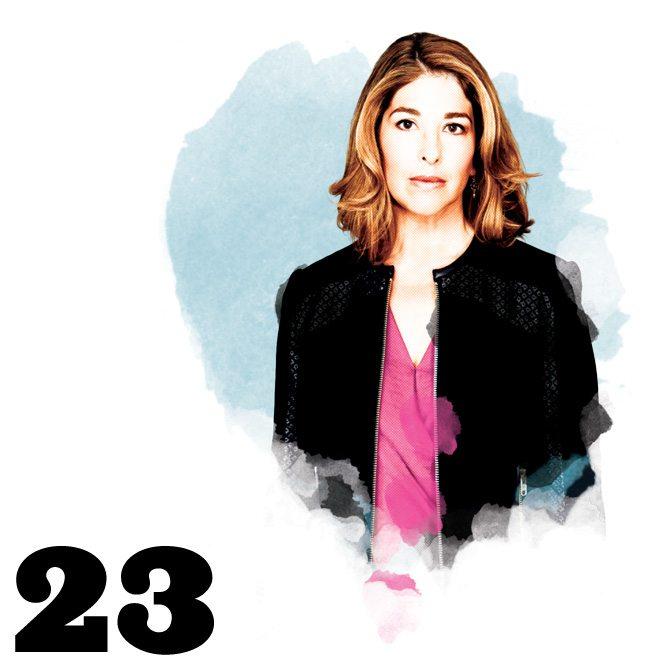 Toronto's 50 Most Influential: Naomi Klein