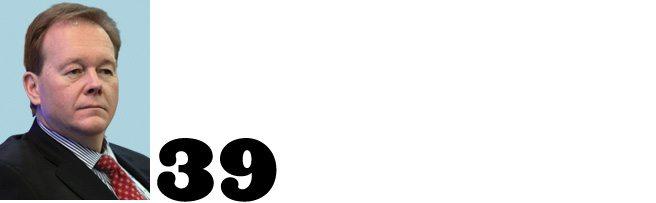 Toronto's 50 Most Influential: Kevan Cowan
