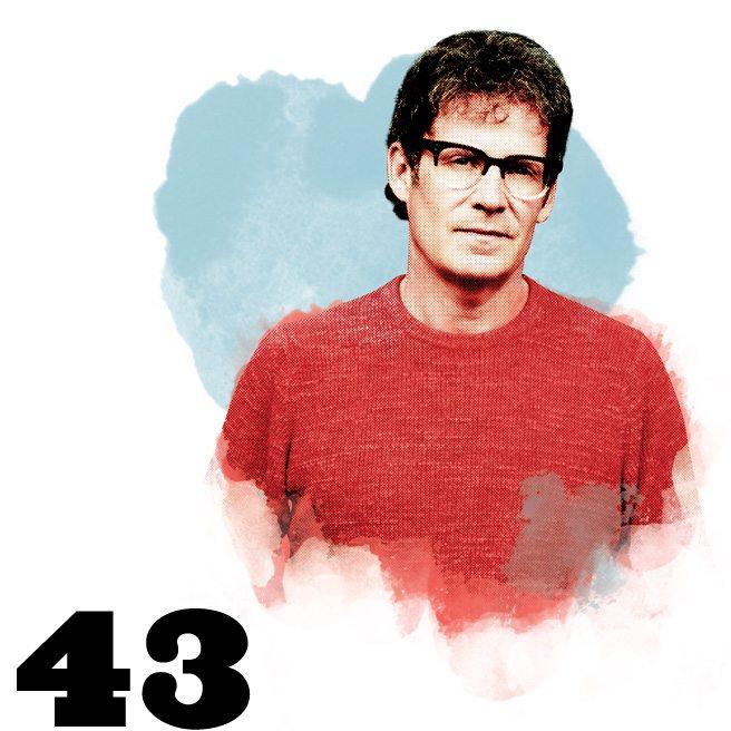 Toronto's 50 Most Influential: Jeff Stober