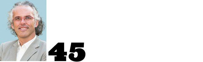 Toronto's 50 Most Influential: Jeff Melanson