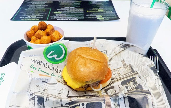 Introducing: Wahlburgers, the new Toronto outpost of Mark, Donnie and Paul Wahlberg's Boston burger shop