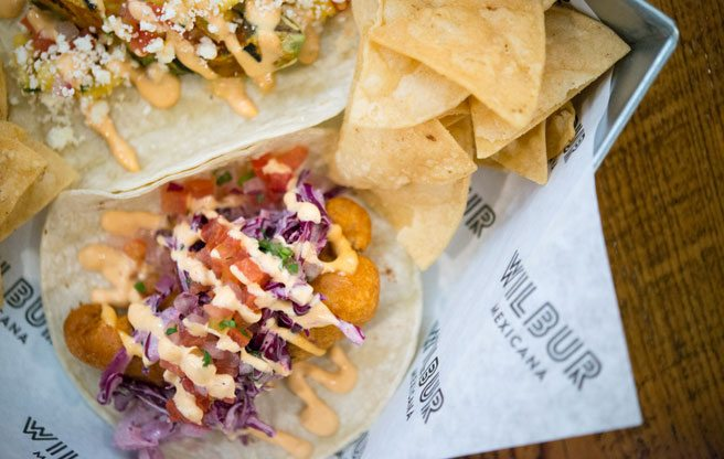 Introducing: Wilbur Mexicana, the slick new Mexican restaurant on King West