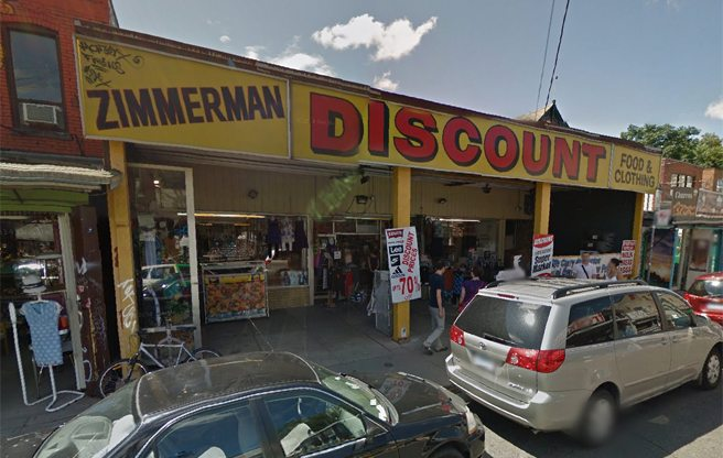 Zimmerman's Discount, a Kensington Market mainstay, is closing after more than 60 years