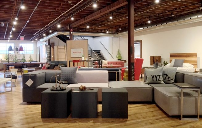 Modern furniture maker Stylegarage has an expansive new home on Ossington