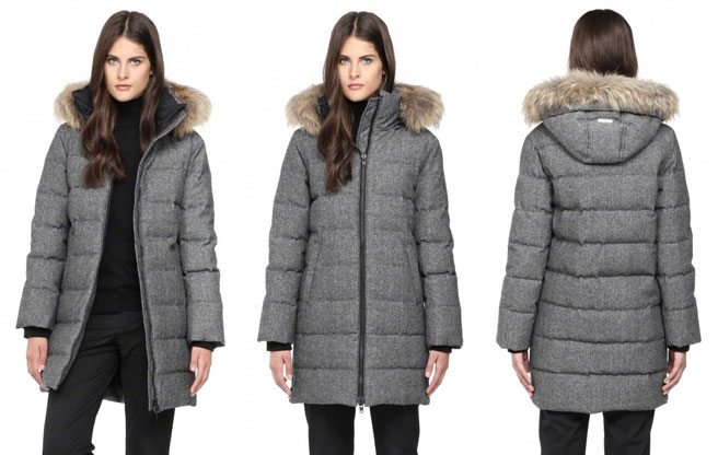 The Find: a parka that manages to be incredibly warm and extremely stylish at the same time