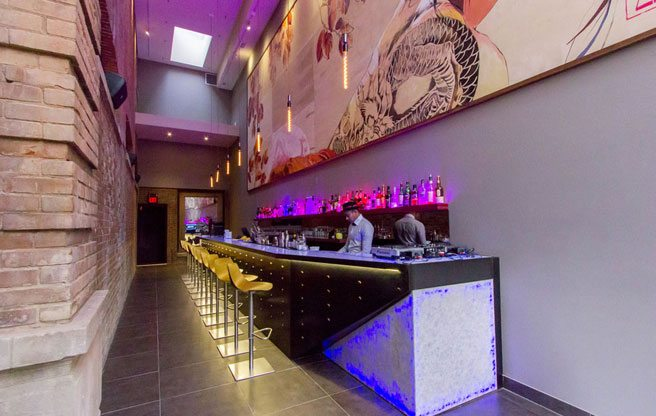 Blowfish on King unveils BarFish, a next-door cocktail bar and lounge