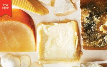 Top Five: Local Cheese