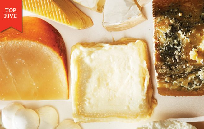 Top Five: the best local cheeses available in Toronto