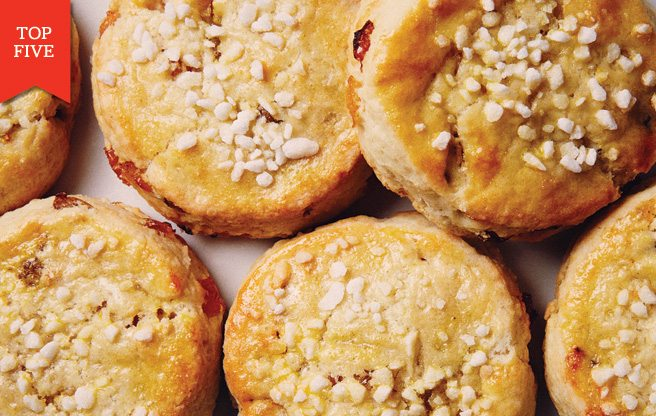 Top Five: the best scones in the city
