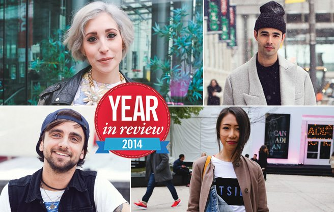 Best Toronto Street Style 2014