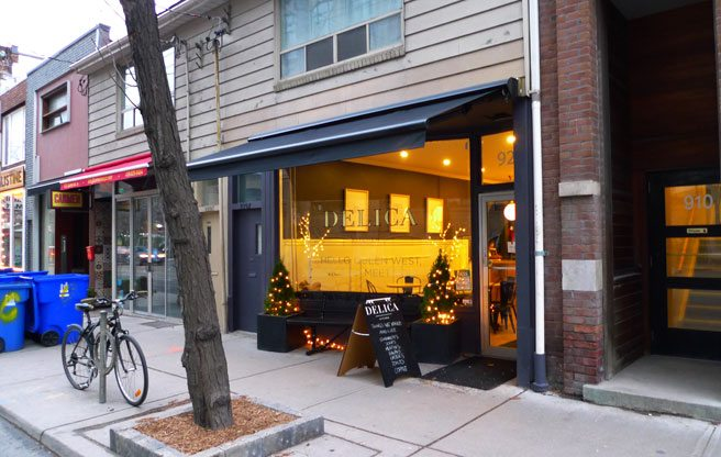 The new Delica Kitchen is open—and serving delicious breakfast sandwiches—on West Queen West