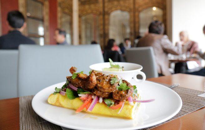 Eat your way through Islamic history at the Aga Khan Museum's restaurant, Diwan