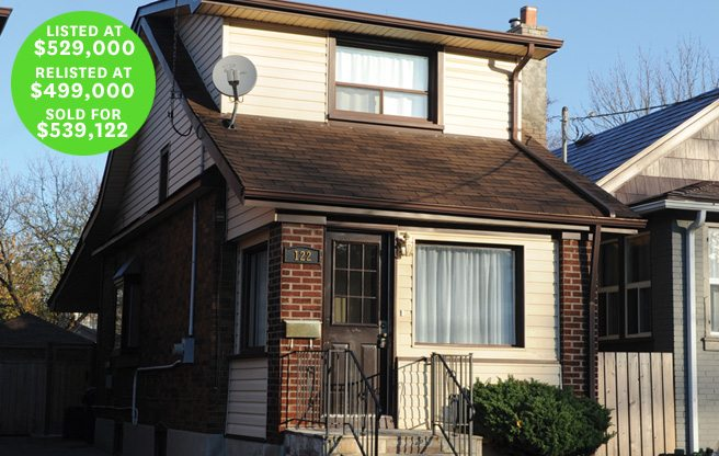The Sell: a humble little Mimico house gets a sweet mini-makeover