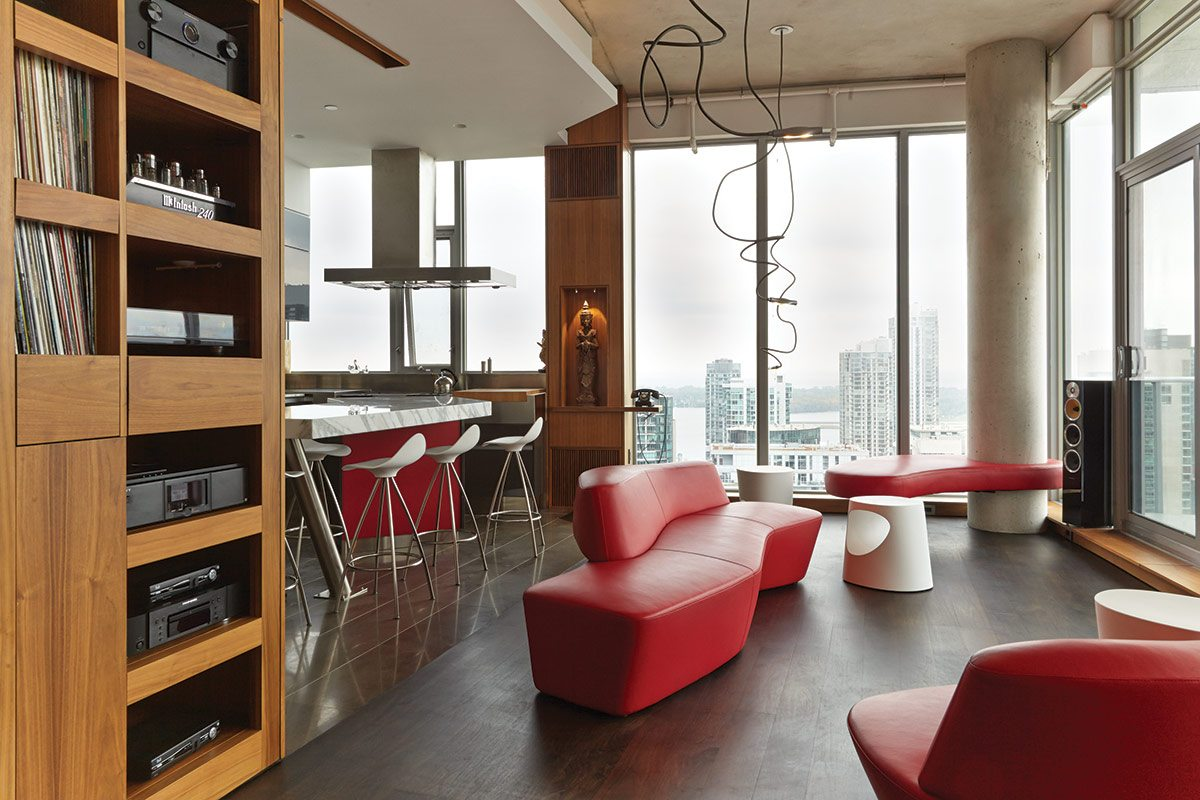 East Meets King West: a film producer's 34th-floor ode to the Far East