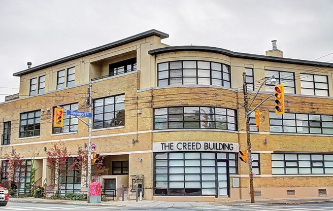 Condo of the Week: $660,000 to live in a former fur warehouse in the Annex