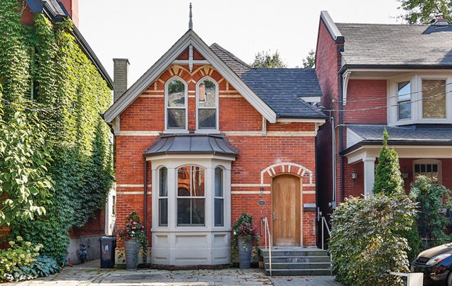 House of the Week: $2.9 million for a heritage Annex home with a decidedly un-heritage interior