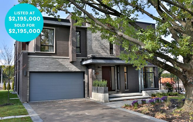 Sale of the Week: the $2.2-million Bayview Village home that has yet to be built