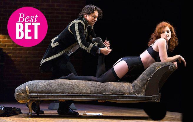 See <em>Venus in Fur,</em> Canadian Stage's seductive and sophisticated hit