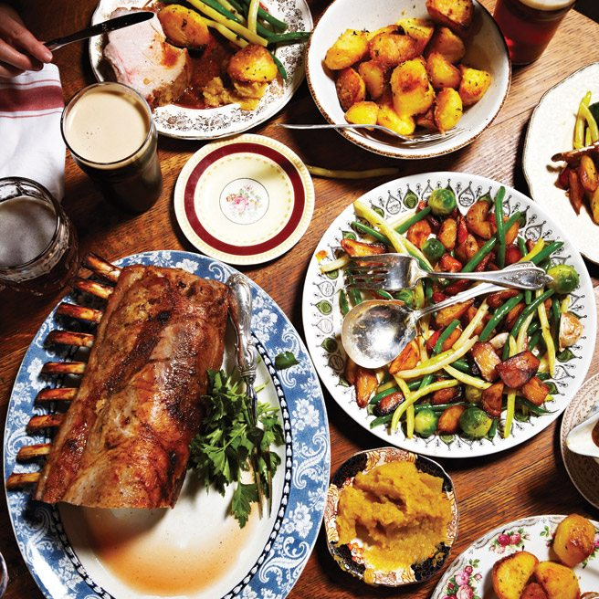 Secrets to a Happy Toronto Winter: #9. Toronto's gastropubs make the best Sunday roasts