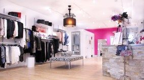 There's a new boutique stocked with Paige Denim at Avenue and Wilson