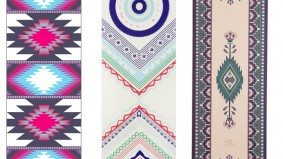 The Find: beautifully patterned yoga mats for a zen-filled practice
