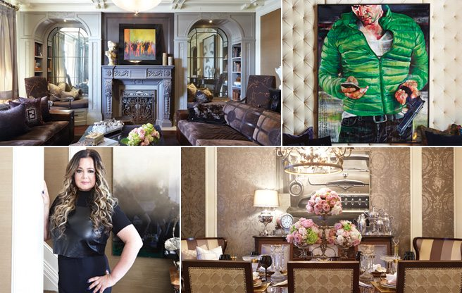 Great Spaces: Swish Château