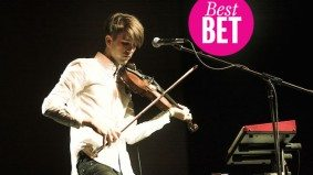 Watch Owen Pallett reinvigorate pop music with a pair of Saturday shows