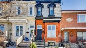 House of the Week: $720,000 for a small semi near Trinity Bellwoods Park