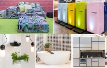 Five home decor trends for 2015 spotted at the Interior Design Show
