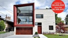 Sale of the Week: the $2.6-million new-build that proves contemporary homes can have lively interiors