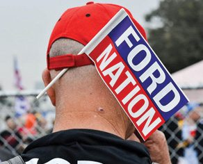 Dear Urban Diplomat: Ford National