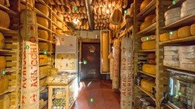 Whey cool: inside Cheese Boutique's jam-packed, million-dollar cheese vault
