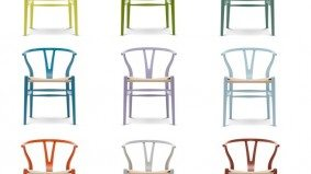 The Find: a kaleidoscopic collection of Danish-designed dining chairs