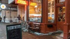 Ossington butcher shop Côte de Boeuf is now also a snack bar, sometimes