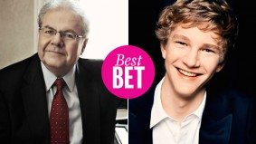 Listen to the sound of old meeting new, with pianists Emanuel Ax and Jan Lisiecki