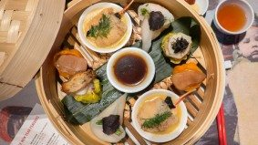 Getting Luckee: Susur Lee decodes his Chinese New Year dim sum platter