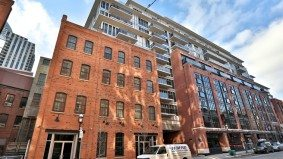 Condo of the Week: $1 million for a two-level Front Street suite in a converted factory