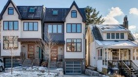 House of the Week: $1.8 million for a contemporary Baby Point home with a park view