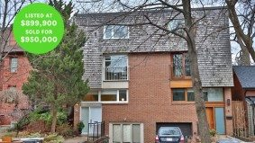 Sale of the Week: the $950,000 Summerhill semi that shows the power of waiting for the right offer
