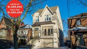 Sale of the Week: the $1.7-million Yonge and Eglinton home that shows the power of a good school district