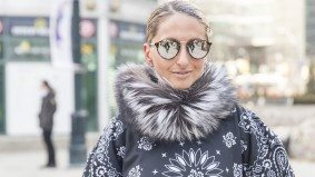 Street Style: veteran show-goers share their Fashion Week survival essentials
