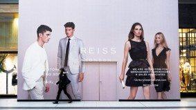 London label Reiss, a Kate Middleton favourite, is landing in Toronto