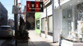 Swan Restaurant goes under