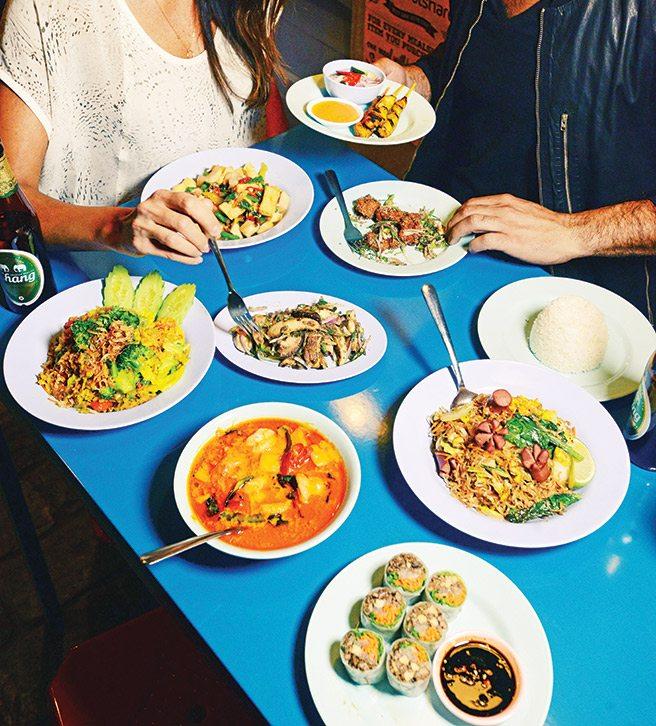 Best New Restaurants 2015: Nana