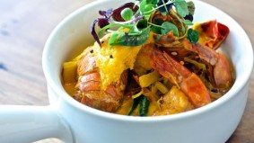 Introducing: Tich, a modern Indian restaurant in Mimico