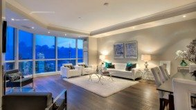 Condo of the Week: $2 million for a penthouse atop one of Toronto's tallest towers